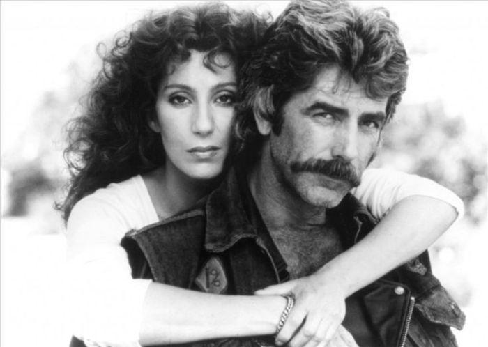 Cher e Sam Elliott - 1985 (losangelesdream.com)