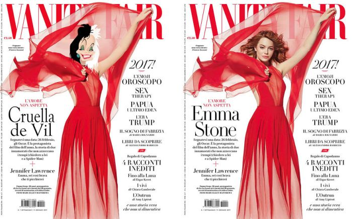 Cruella De Vil as Emma Stone (AnimationInReality/Gregory Masouras)