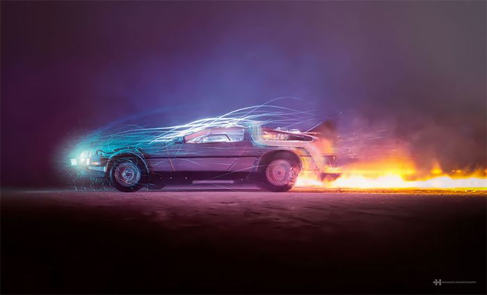 DeLorean (Felix Hernandez)