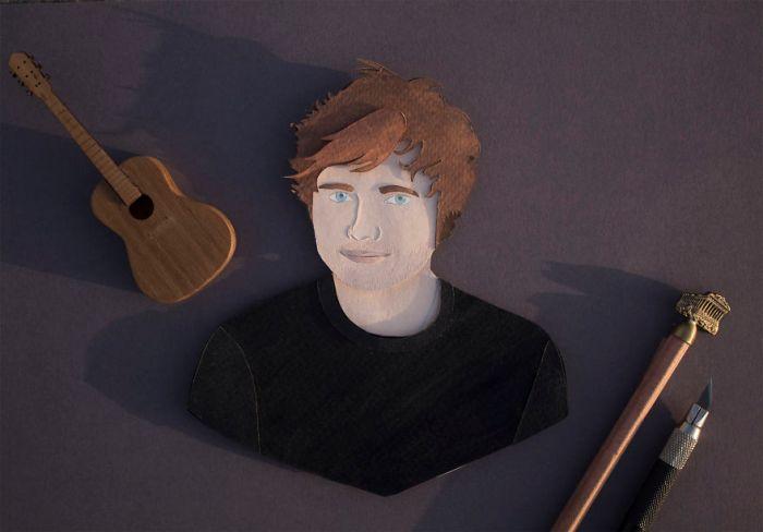Ed Sheeran (Etsy)