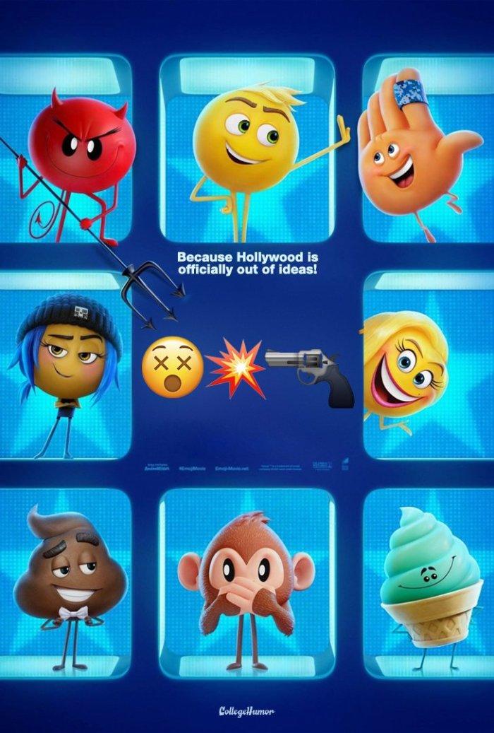 Emoji - Accendi le emozioni (CollegeHumor)