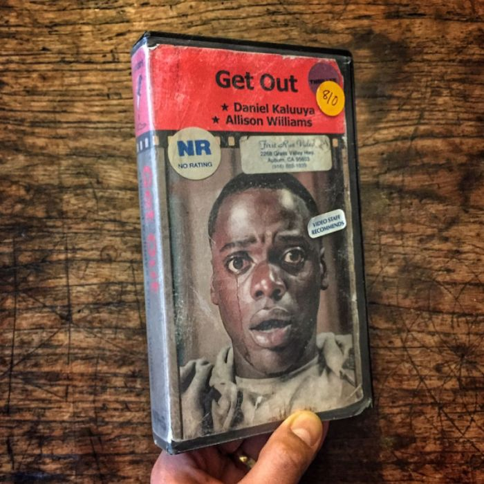 Get Out (Steelberg)