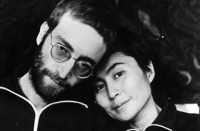 John Lennon e Yoko Ono - 1980 (losangelesdream.com)