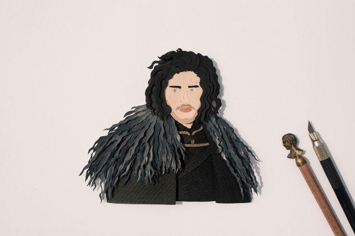 Jon Snow (Etsy)