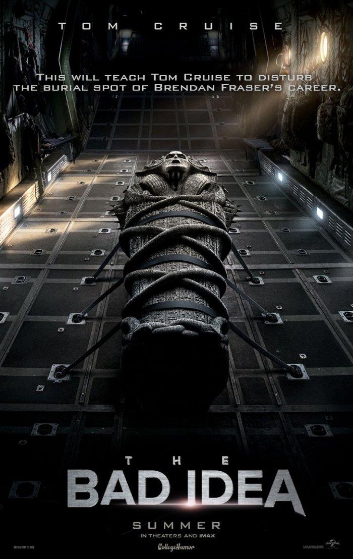 La Mummia (CollegeHumor)
