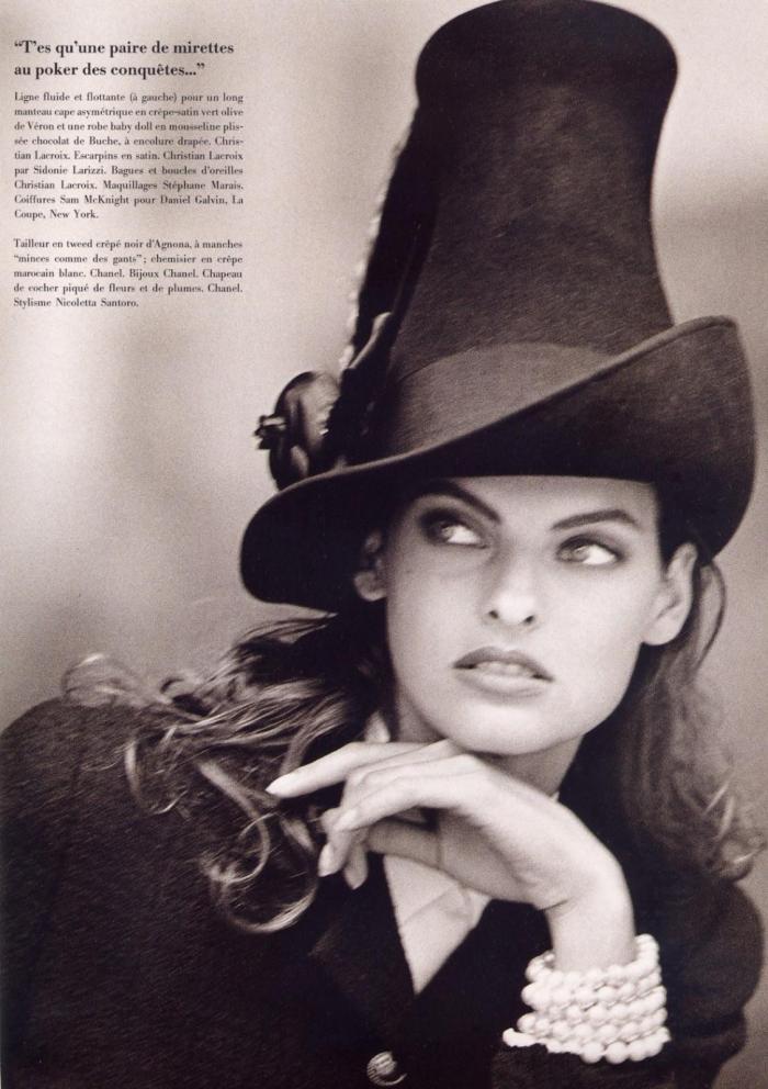 Linda Evangelista - 1988 (losangelesdream.com)
