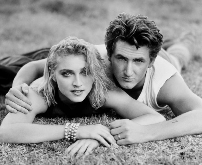 Madonna e Sean Penn - 1985 (losangelesdream.com)