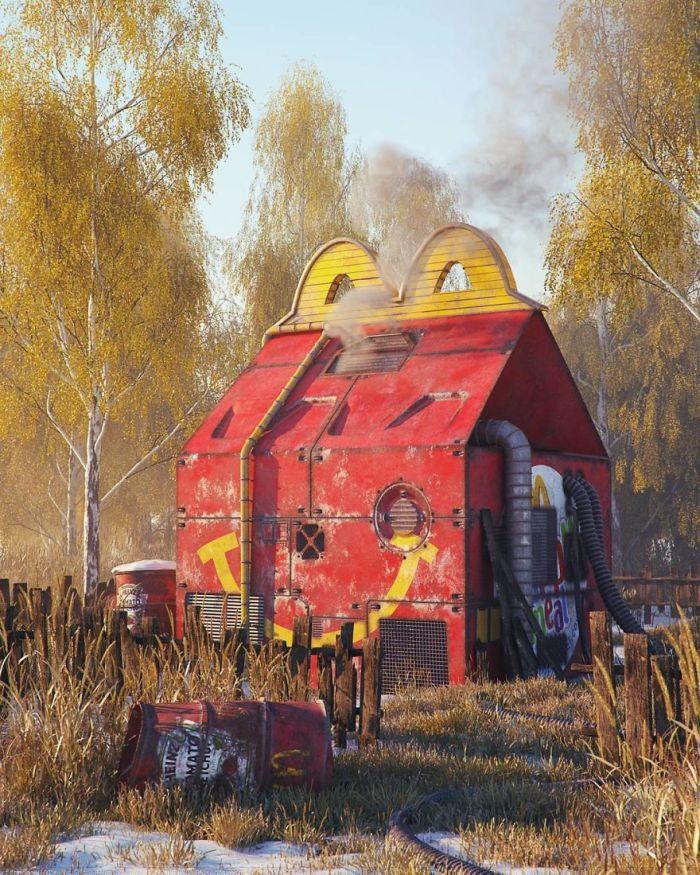 McDonald's Happy Meal (Filip Hodas)