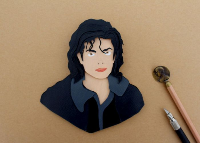 Michael Jackson (Etsy)