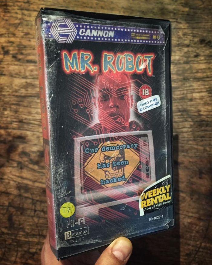 Mr. Robot (Steelberg)