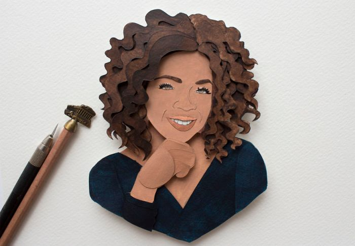 Oprah Winfrey (Etsy)