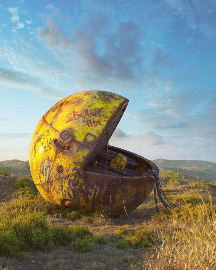 Pac-Man (Filip Hodas)