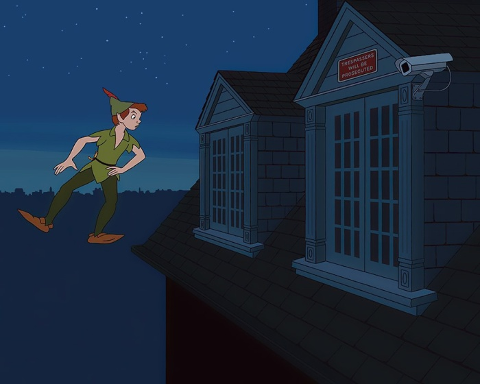 Peter Pan (Alt Disney/Tom Ward)