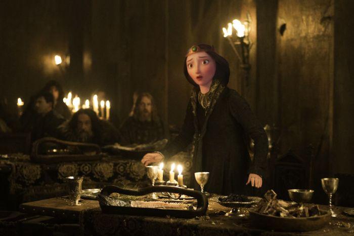 Queen Elinor/Catelyn Stark (Gregory Masouras)