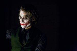 Heath Ledger/Joker - Il Cavaliere Oscuro (Warner Bros)