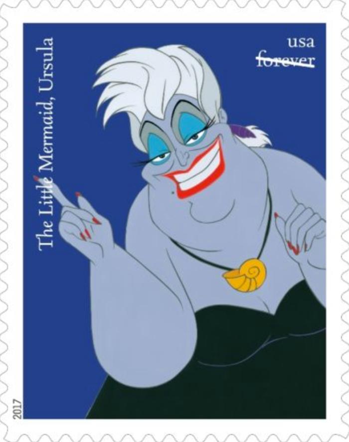 Ursula de La Sirenetta (USPS)