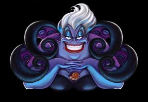 Ursula/La Sirenetta (Disney)