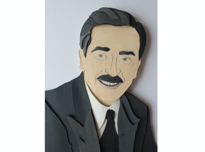 Walt Disney (Etsy)