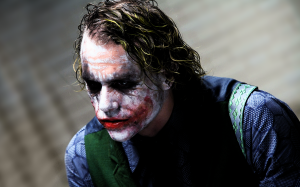 Heath Ledger/Joker (Il Cavaliere Oscuro/Warner Bros)