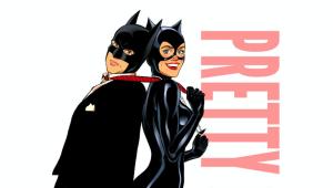 Pretty Catwoman (Andrew Tarusov)