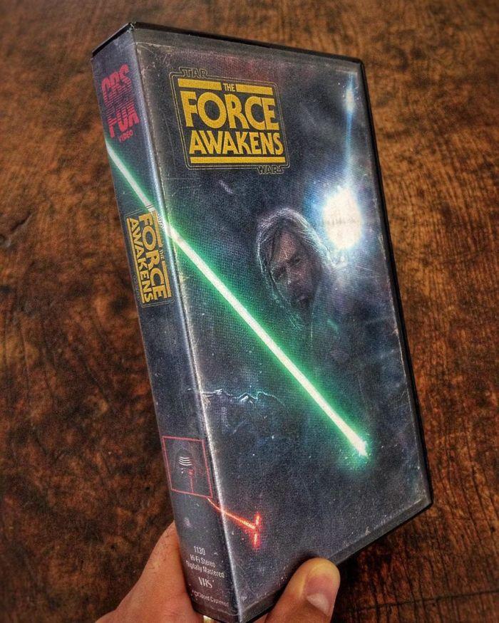 Star Wars - Il Risveglio della Forza (Steelberg)