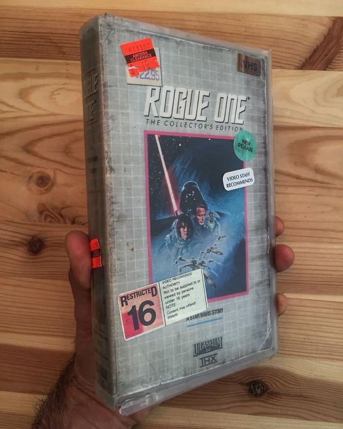 Star Wars - Rogue One (Steelberg)