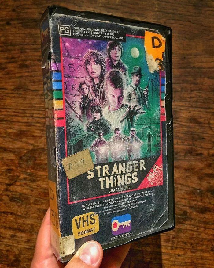 Stranger Things (Steelberg)