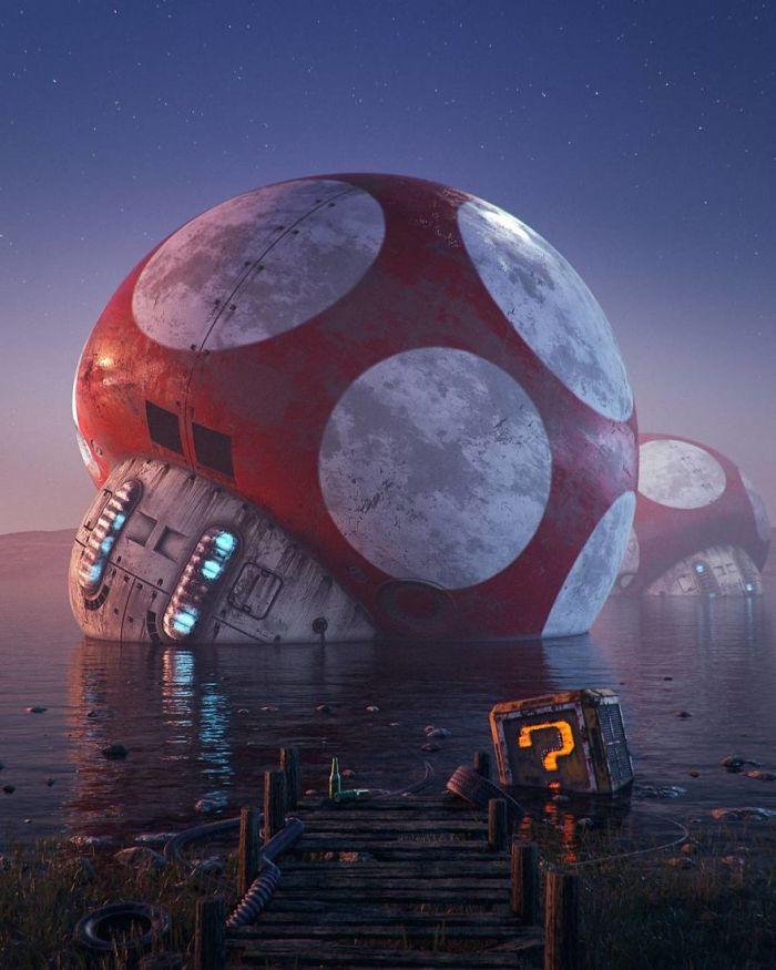 Super Mario Bros (Filip Hodas)