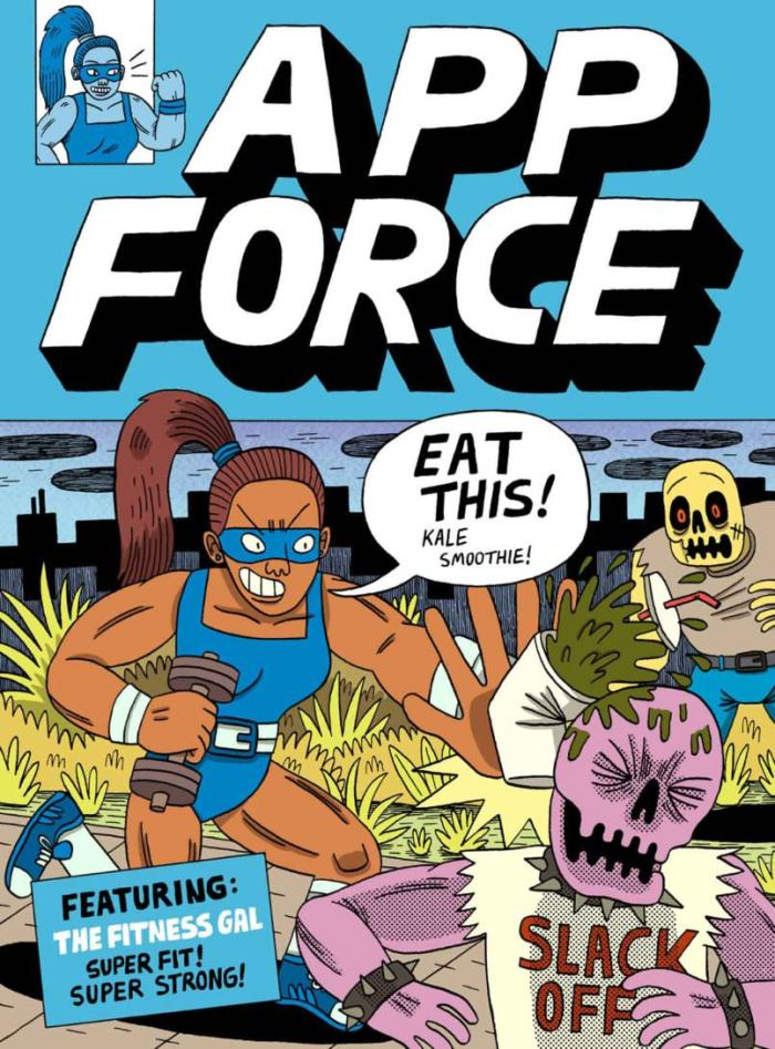 The Fitness Gal (Jack Teagle/App Force)