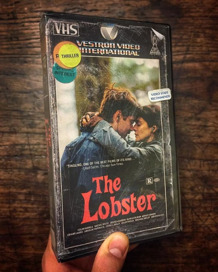 The Lobster (Steelberg)