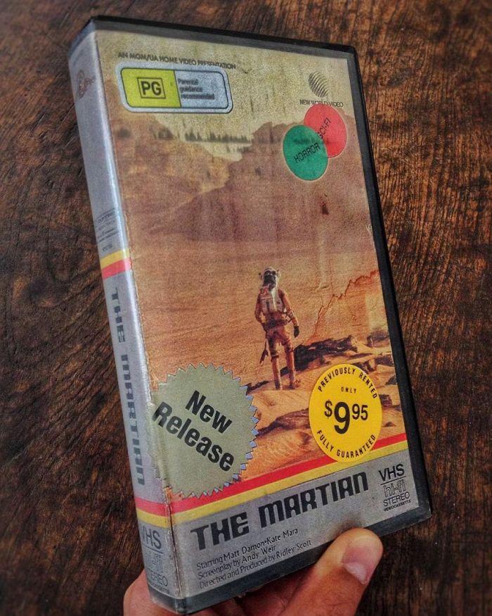 The Martian (Steelberg)