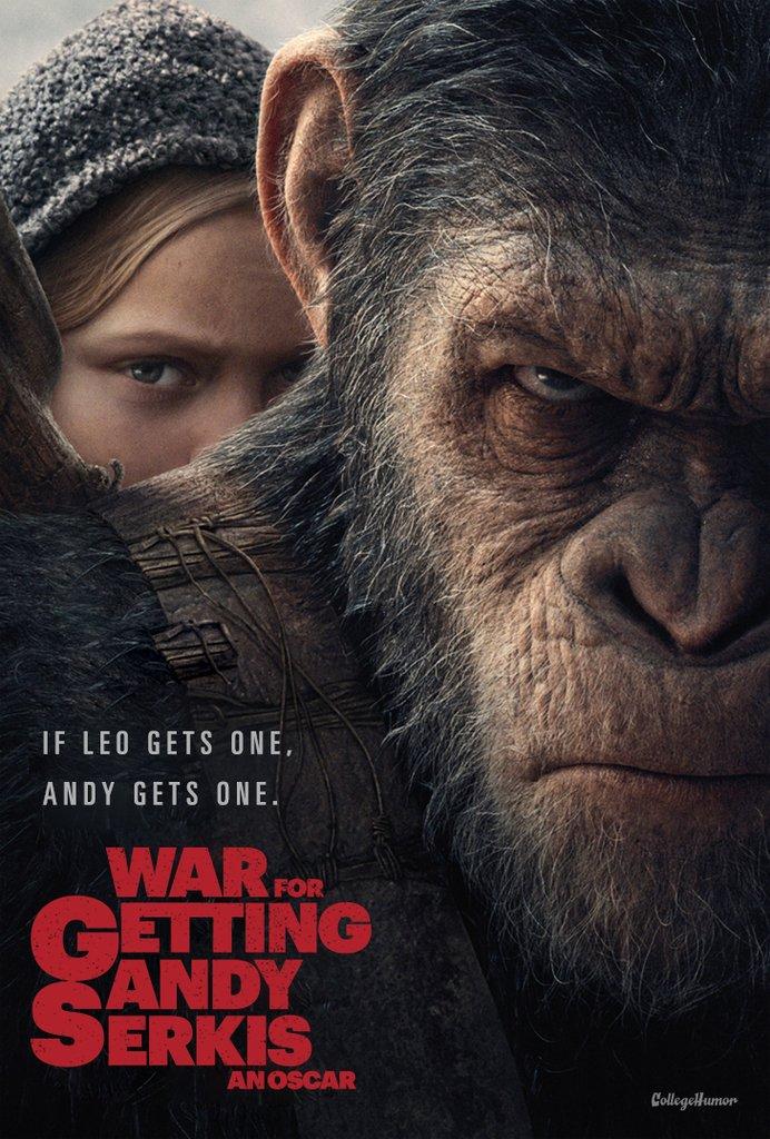 The War - Il Pianeta delle Scimmie (CollegeHumor)