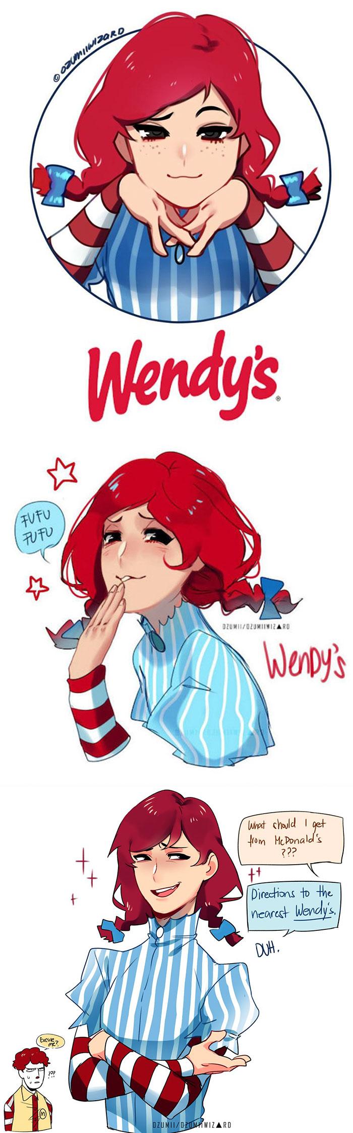 Wendy (Ozumii Wizard)