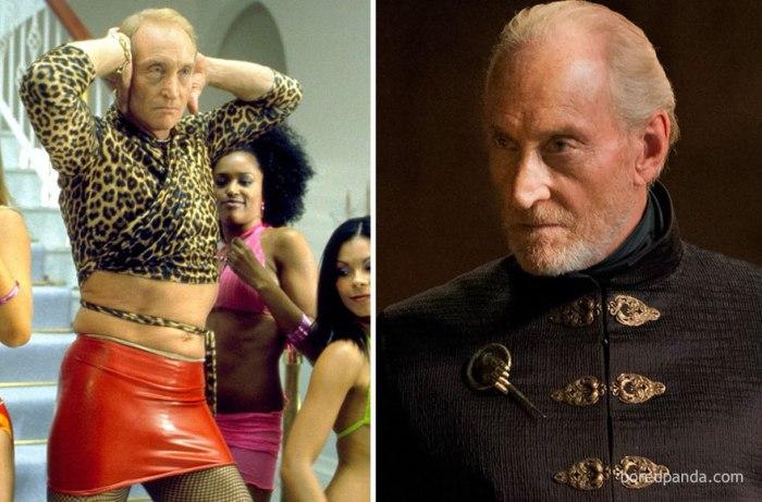 Charles Dance as Twyn Lannister (boredpanda.com)