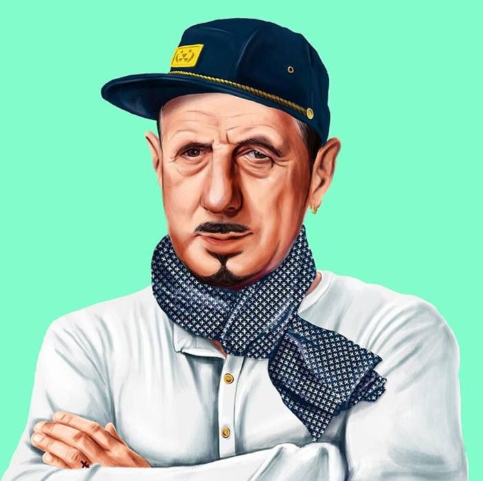 Charles De-Gaulle (Amit Shimoni/Hipstory)