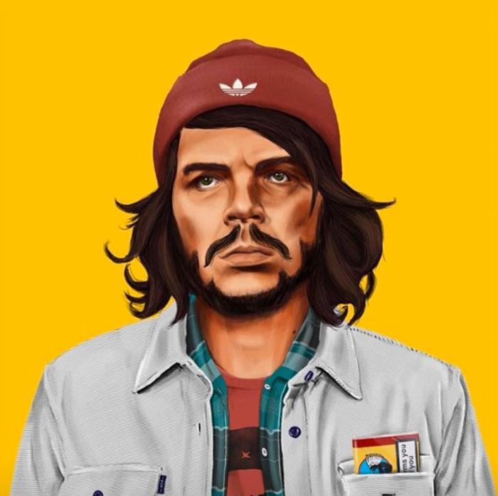 Che Guevara (Amit Shimoni/Hipstory)