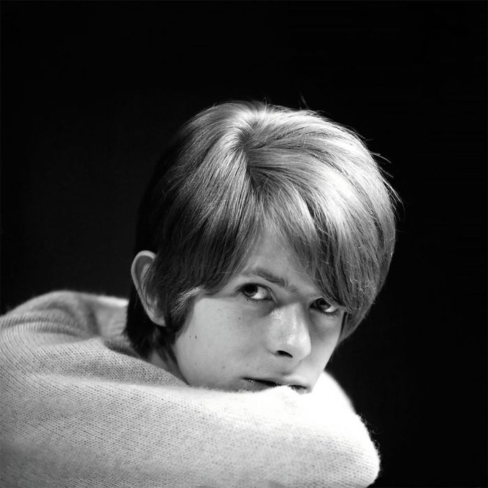 David Bowie (Gerald Fearnley)