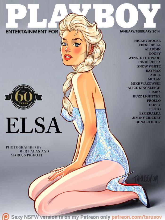 Elsa (Andrew Tarusov)