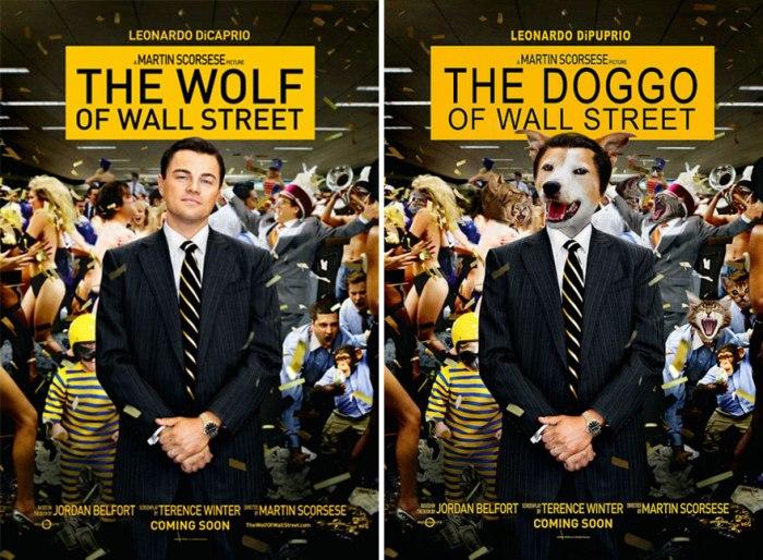 Il Lupo di Wall Street (IamIrene/Imgur)
