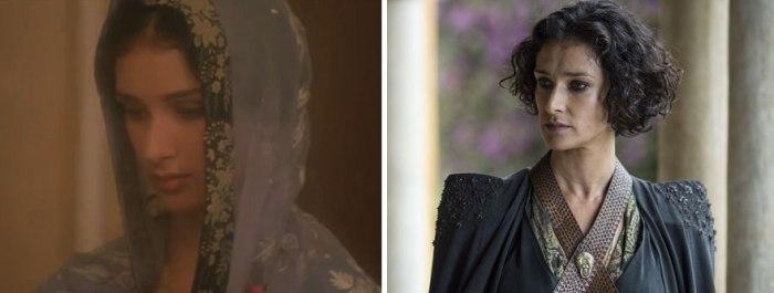 Indira Varma as Ellaria Sand (boredpanda.com)
