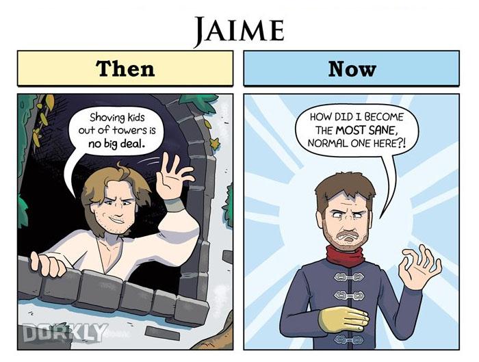 Jaime (George Rottkamp/Dorkly)
