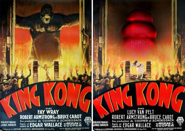 King Kong (IamIrene/Imgur)