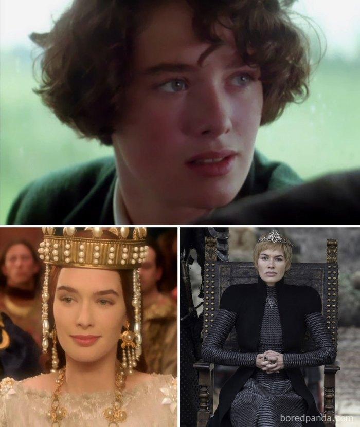 Lena Headey as Cersei Lannister (boredpanda.com)