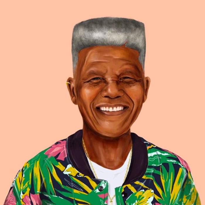 Mandela (Amit Shimoni/Hipstory)