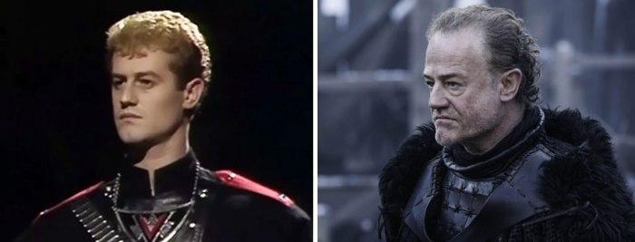 Owen Teale as Alliser Thorne (boredpanda.com)