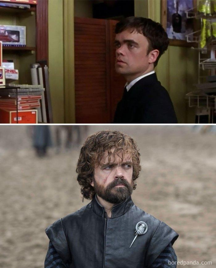 Peter Dinklage as Tyrion Lannister (boredpanda.com)