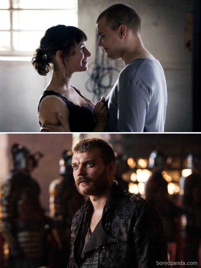 Pilou Asbaek as Euron Greyjoy (boredpanda.com)