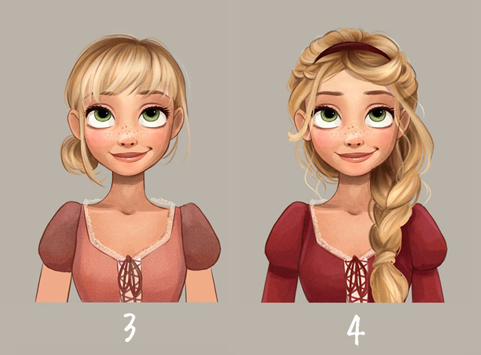 Rapunzel (pastel.ette/Instagram)