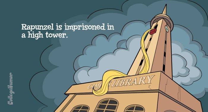 Rapunzel (CollegeHumor)