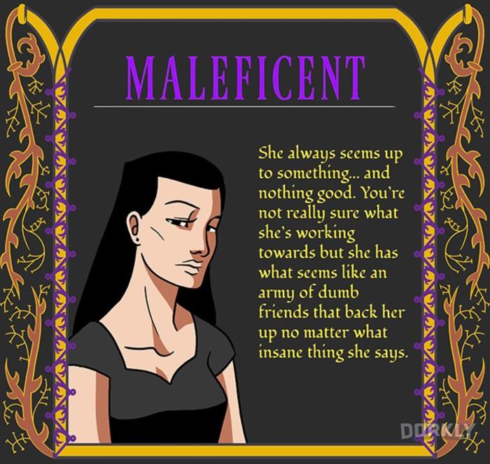 Maleficent (Dorkly)